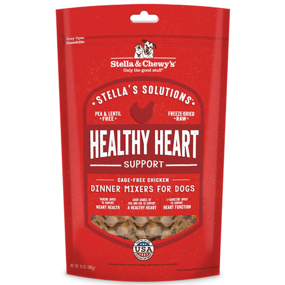 Stella & Chewy's STELLA'S SOLUTIONS Healthy Heart Support
