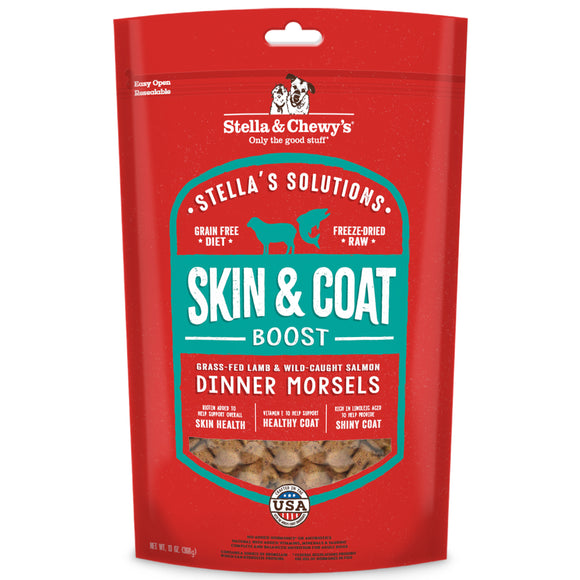 Stella & Chewy's Stella's Solutions Skin & Coat Boost 13oz