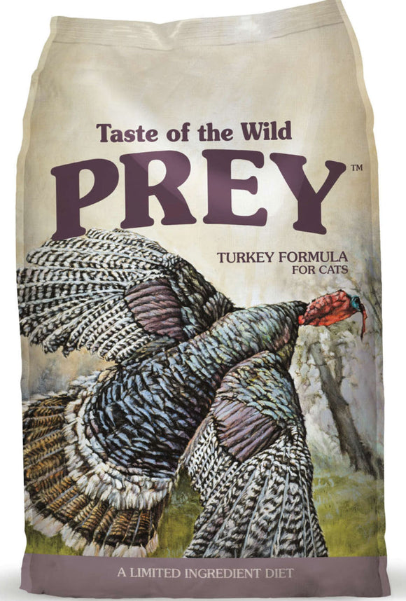 Taste of the Wild Prey Turkey Cat (Limited Ingredient Diet)