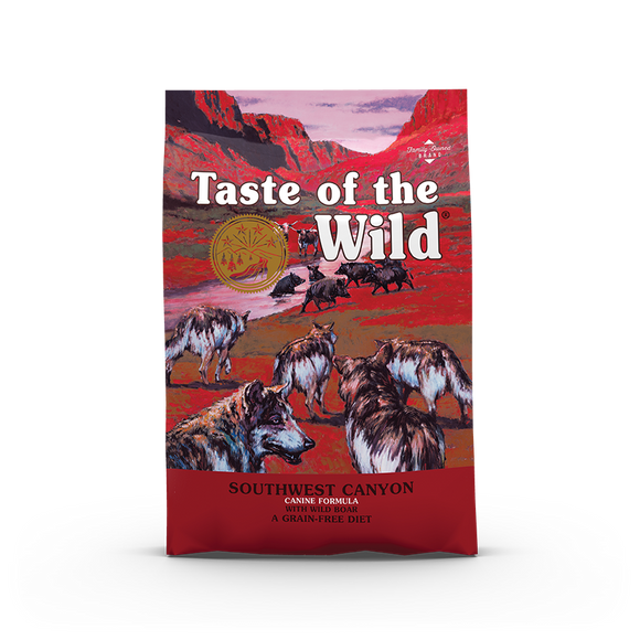 Taste of the Wild Southwest Canyon Canine Recipe with Wild Boar