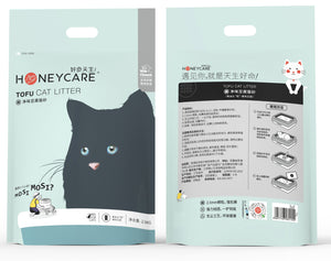 Honeycare Tofu Cat Litter 6L