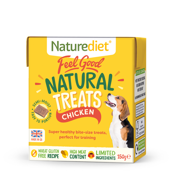 Naturediet Feel Good Natural Treats Chicken 150g
