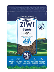 ZIWI Peak Air-Dried Lamb Cat Food