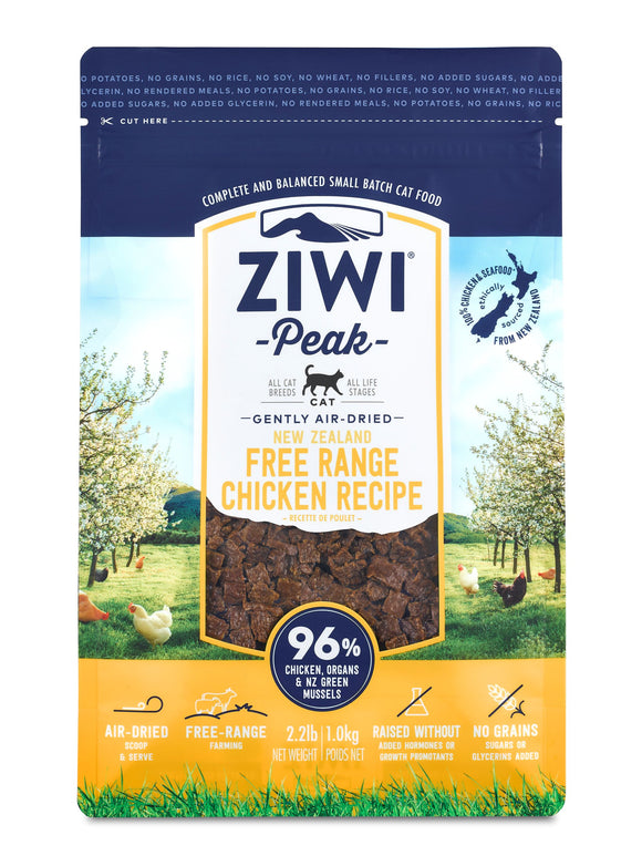 ZIWI Peak Air-Dried Free-Range Chicken Cat Food