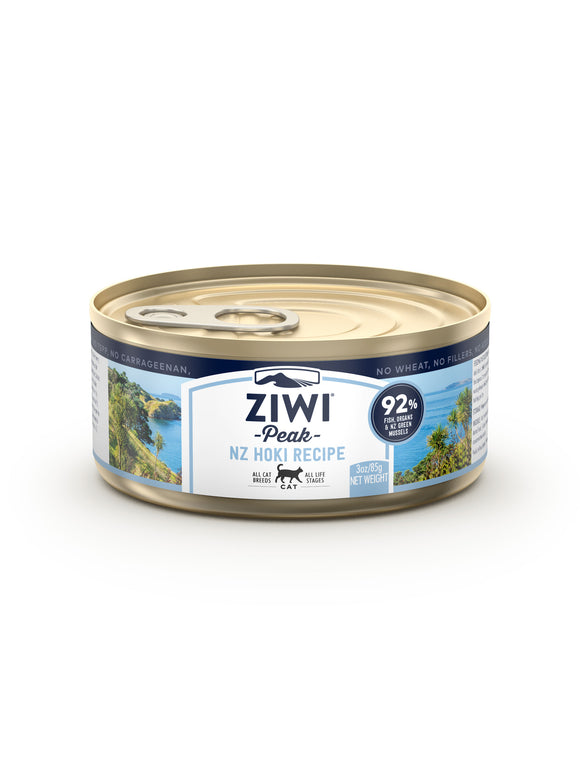 ZIWI Peak Hoki Canned Cat Food 85G