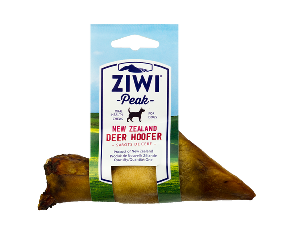 ZIWI Air-Dried Dog Treats - Deer Hoofer