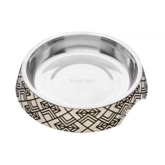 FuzzYard EASY FEEDER CAT BOWL - Gatsby