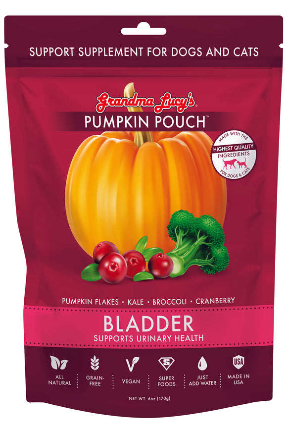 PUMPKIN POUCH - BLADDER (6OZ)