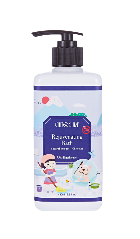 CHITOCURE REJUVENATING BATH