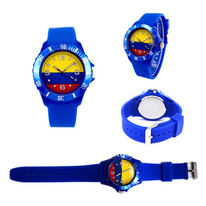 Country Flag Watch