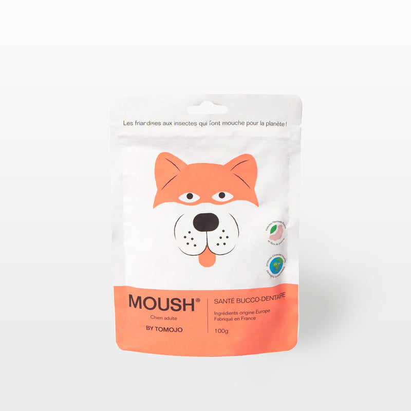 DOG TREAT WITH FRESH BREATH