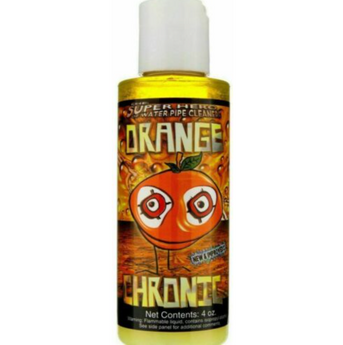 Orange chronic Bong Cleaner 4oz (2 pack)