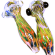 Gold Fumed Thick double tube pipe