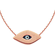 Adjustable Evil Eye Necklace