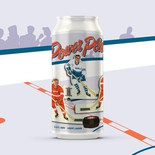 Ides of January 2021: Power Play Light Lager