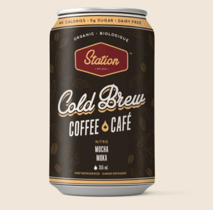 Station Cold Brew - Mocha