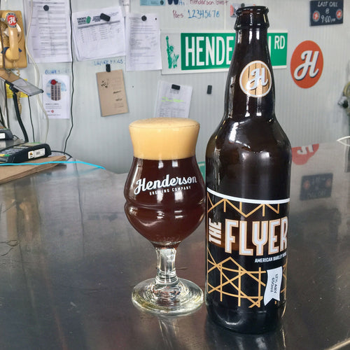 The Flyer - Barrel-aged American Barley Wine