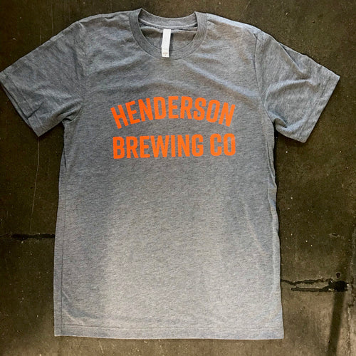 Henderson Athletics Logo Shirt