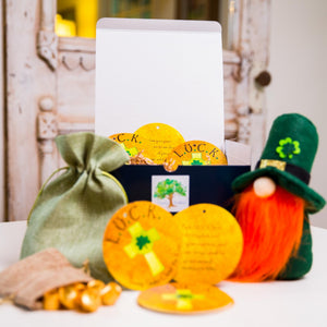 St. Patrick's Day March Tradition Box