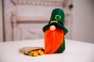 Lucky The Leprechaun, A March Tradition