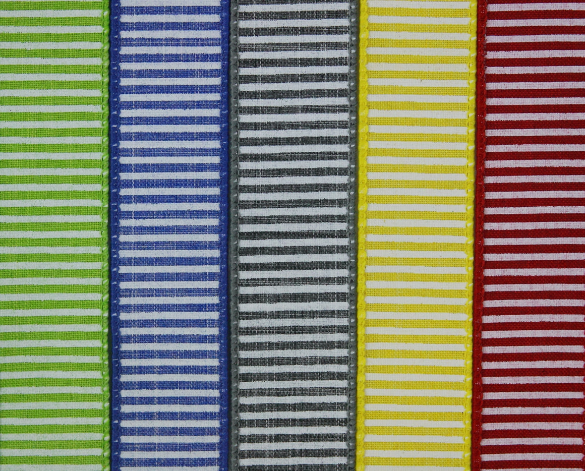 Stripes, Primary 5-Pack Ribbon Collection For The Write Plate