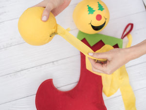 Surprize! Smiley Unravel Toy
