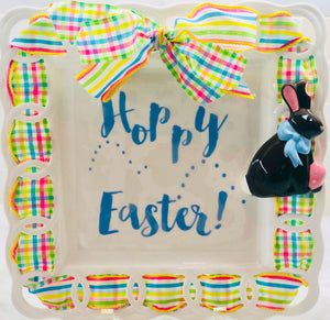 Easter Write Plate