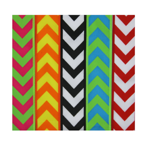 Chevron 5-Pack Ribbon Collection For The Write Plate