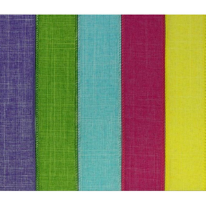 Denim, Bright  5-Pack Ribbon Collection For The Write Plate