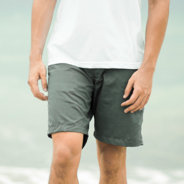 Sea to City Shorts (Gray)