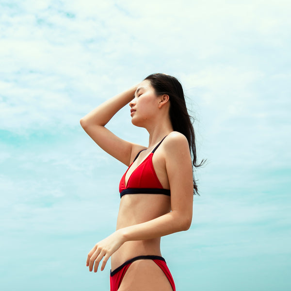 Coastline Bikini (Red)