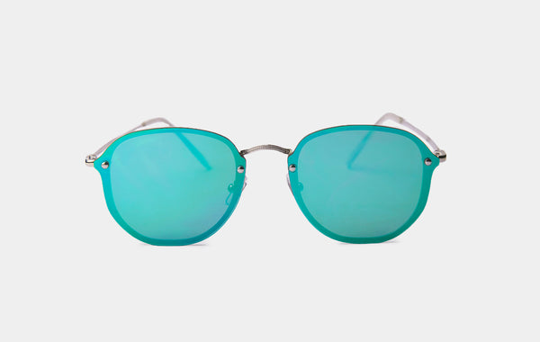 Tides Sunglasses (Electric Blue)