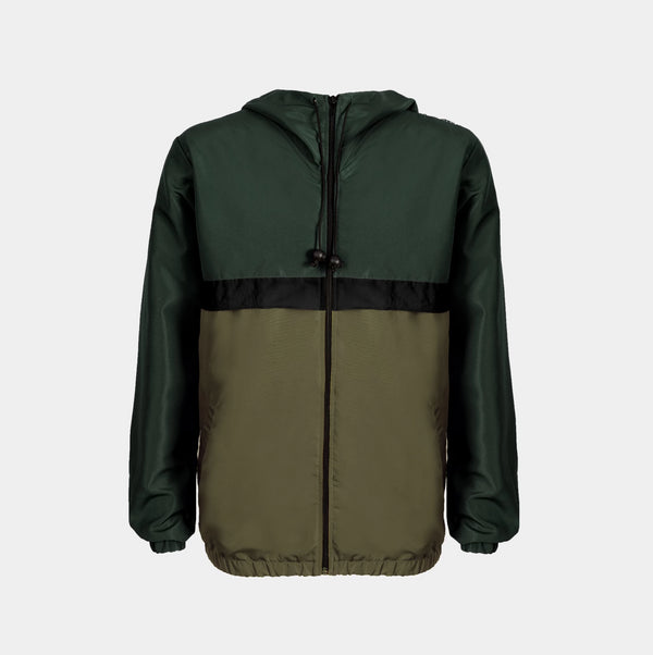 Rainfall Windbreaker (Green, Black, Fatigue)