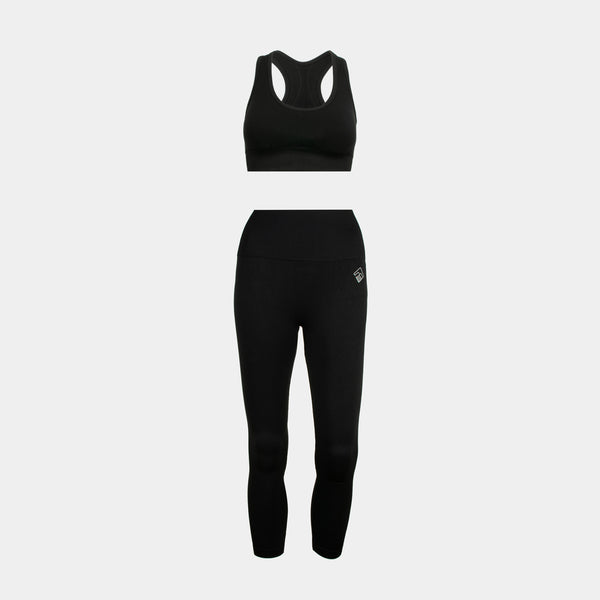 Women's Active Flex Set (Black)