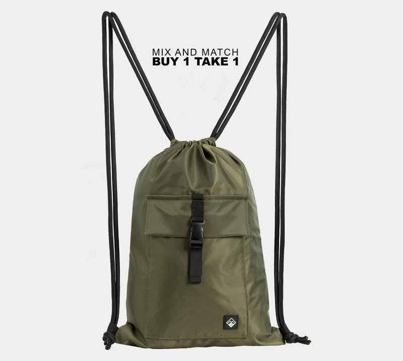 Altum Drawstring Bag (Fatigue)