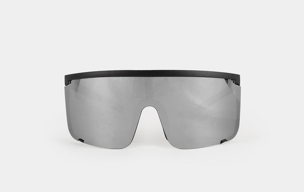 Chromatic Eye-Shield (Metallic Gray)