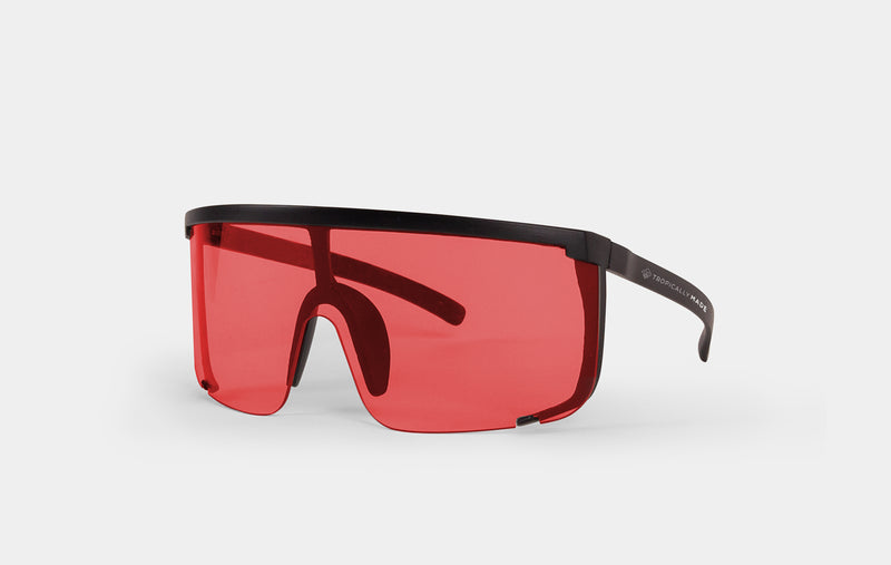 Chromatic Eye-Shield (Red)