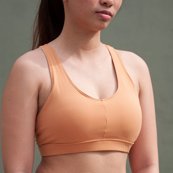 Women's Movement Active Top (Orange)