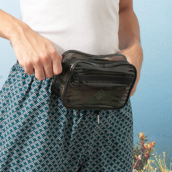 Crusader Belt Bag (Black)