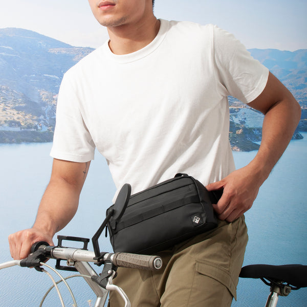 Circuit Handlebar Bag (Midnight)