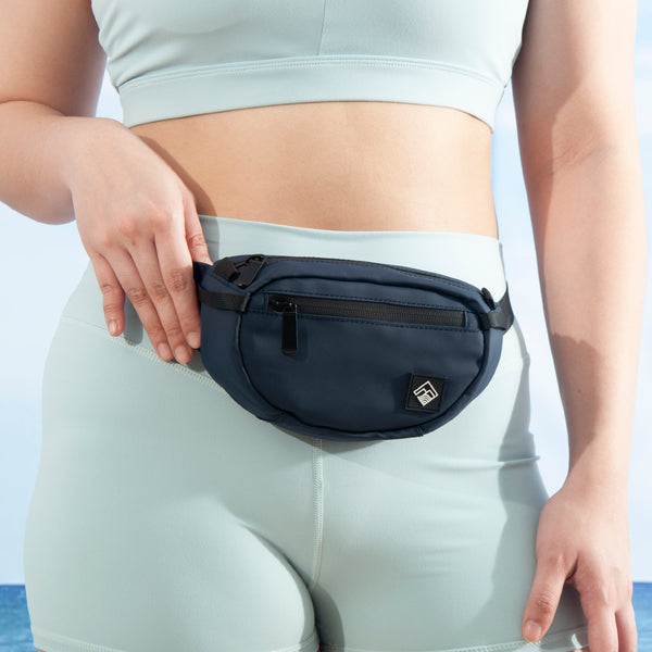 Off-Road Hip Bag (Navy Blue)