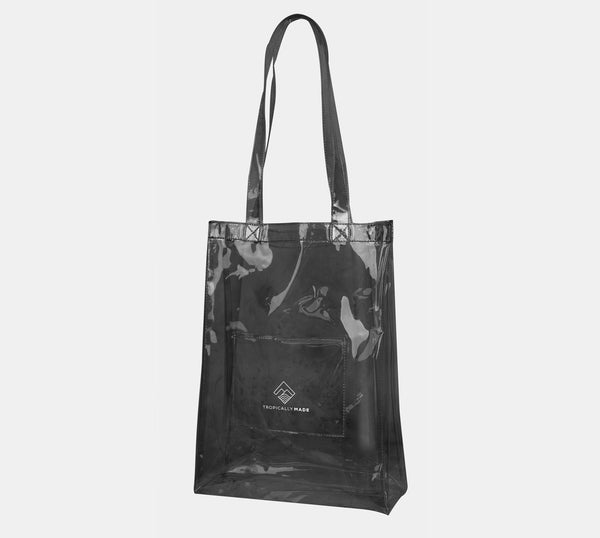 Departure Point Tote Bag (Black)