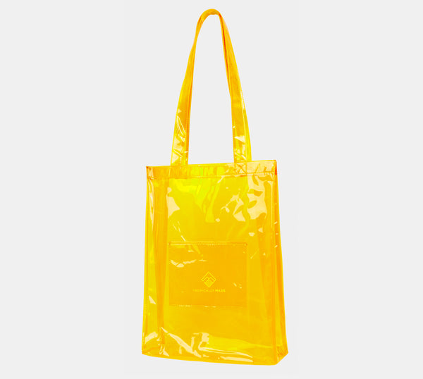 Departure Point Tote Bag (Yellow)