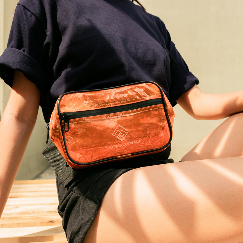 Crusader Belt Bag (Orange)