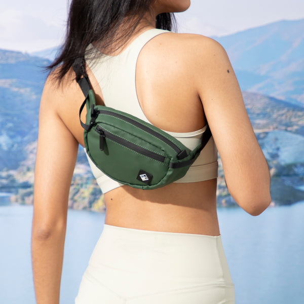 Off-Road Hip Bag (Forest)