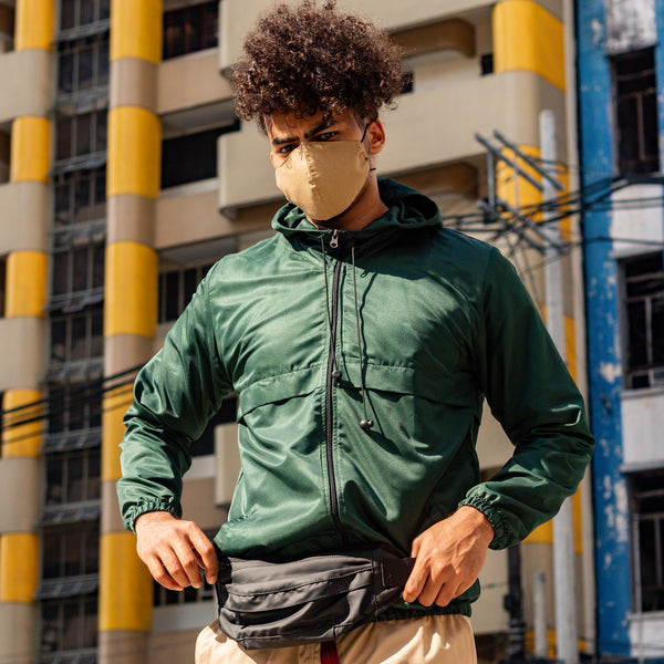 Rainfall Windbreaker (Fatigue)