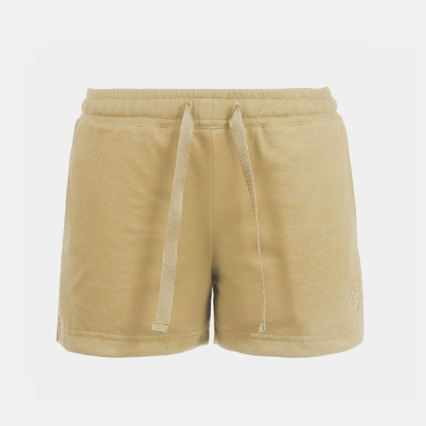 Women's Laid Back Tropics Shorts (Light Khaki)