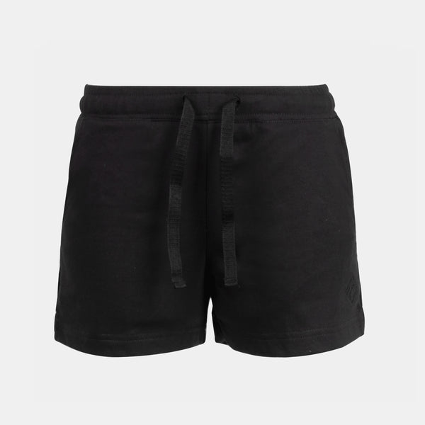Women's Laid Back Tropics Shorts (Black)