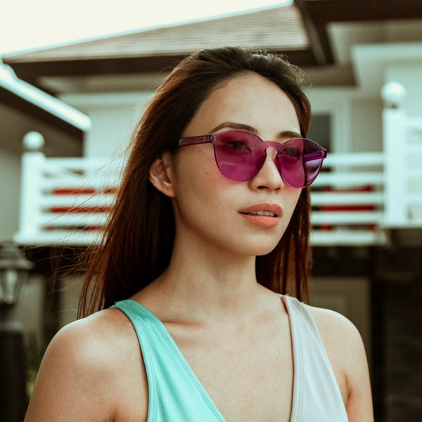 Elements Sunglasses (Lilac)