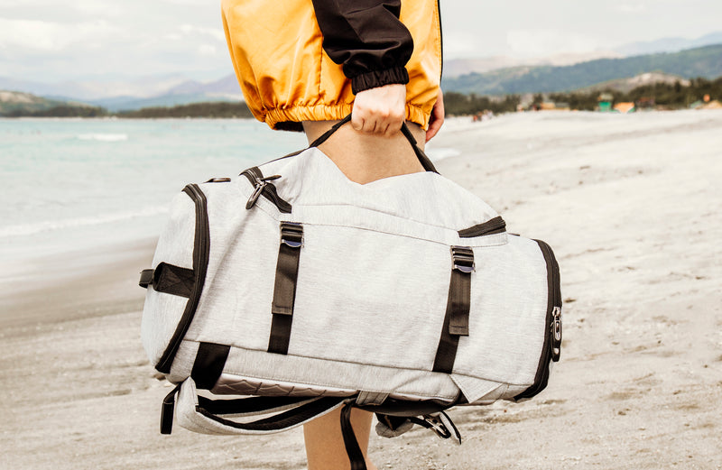 2-Way Rover Bag (Gray)